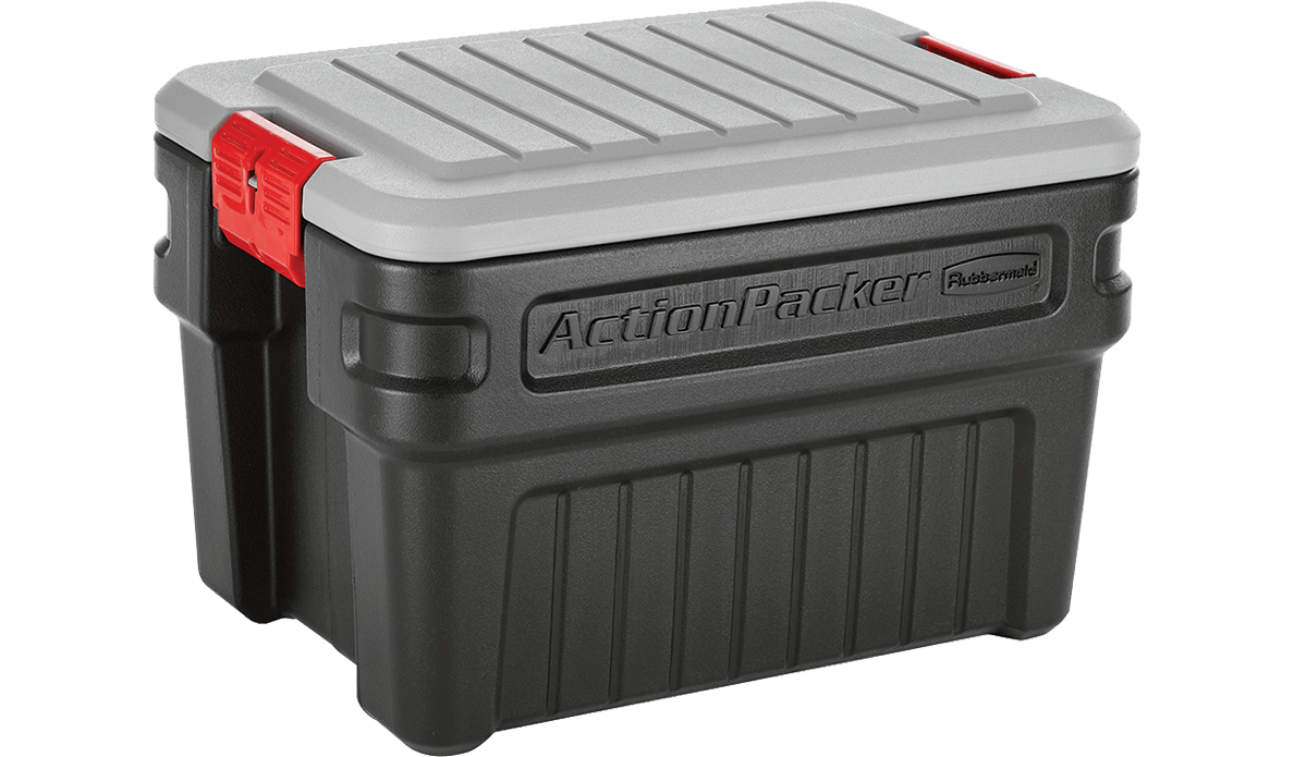 Rubbermaid® ActionPacker® 24-Gallon Storage Box