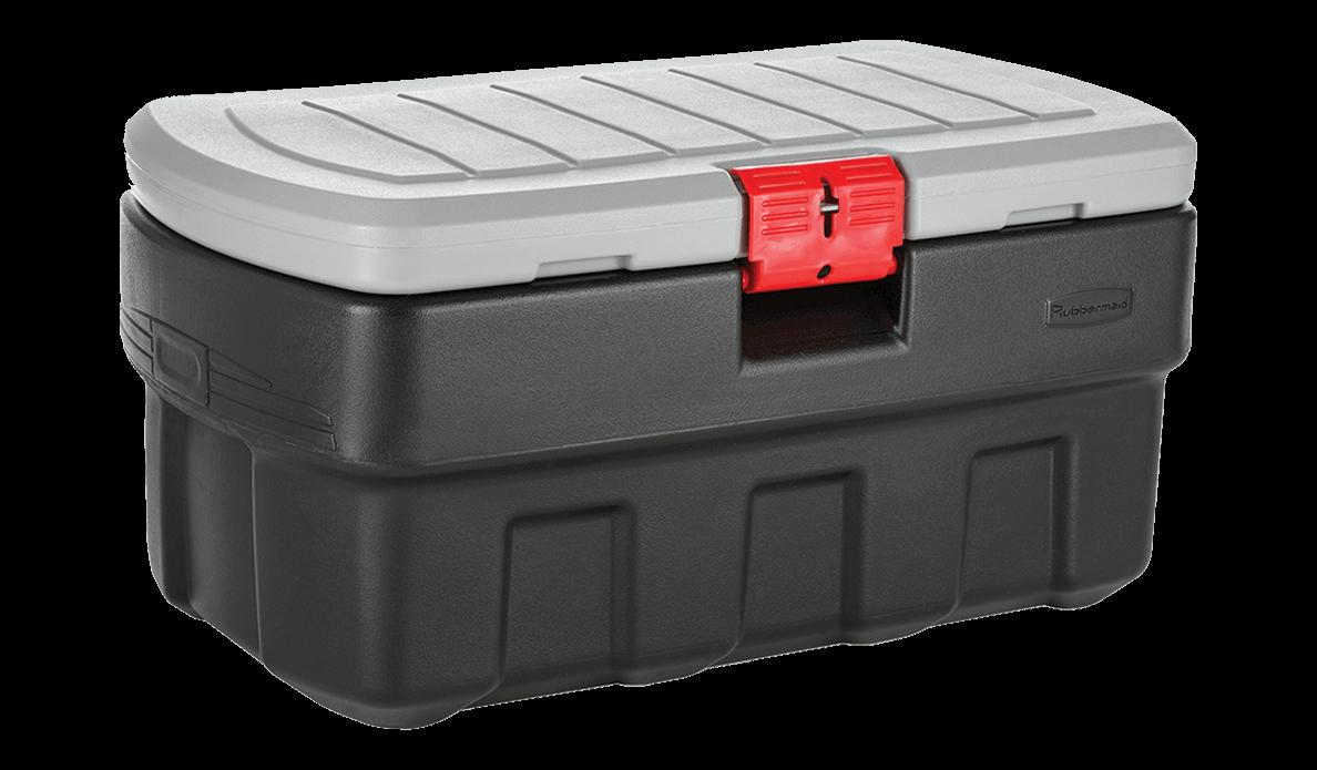 Rubbermaid® ActionPacker® 35-Gallon Storage Box