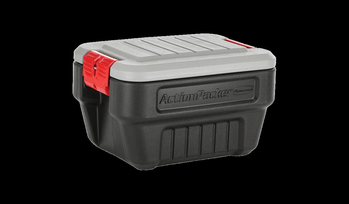 Rubbermaid® ActionPacker® 8-Gallon Storage Box