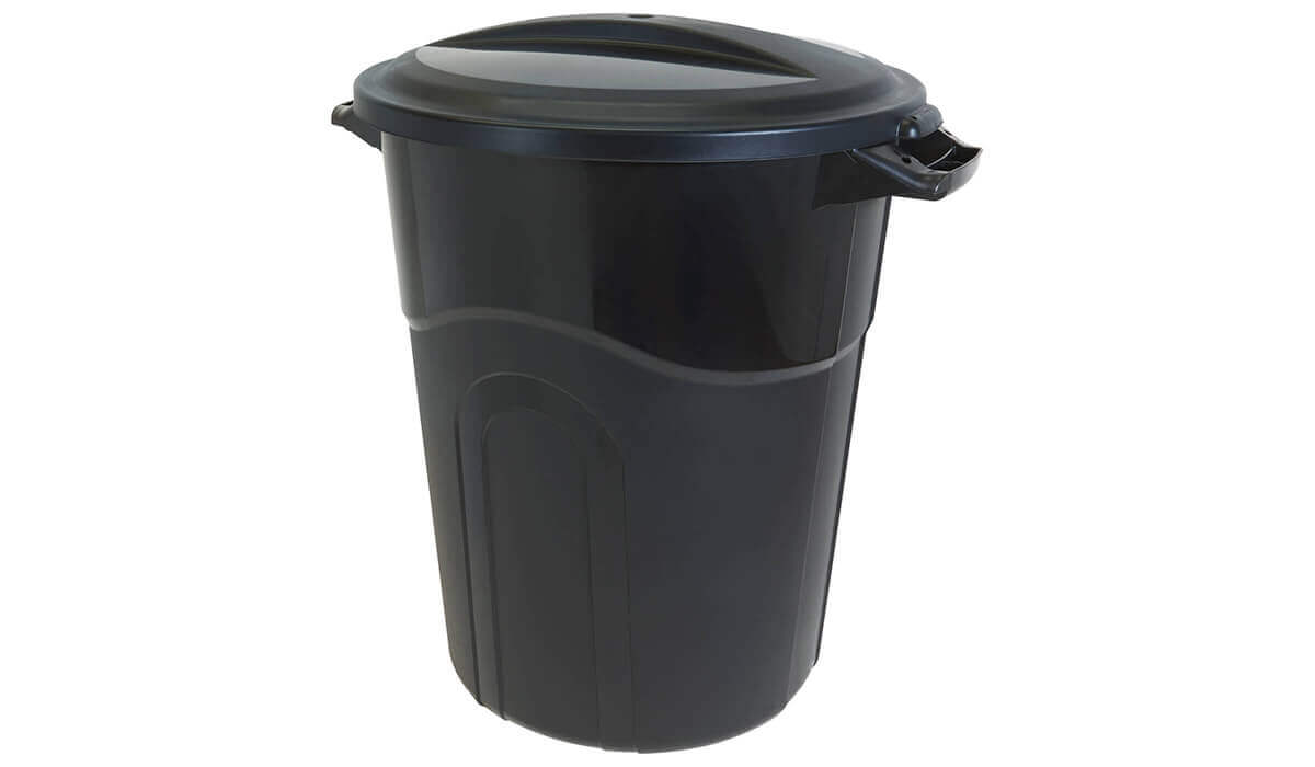 Injection Molded Trash Can 20-Gallon