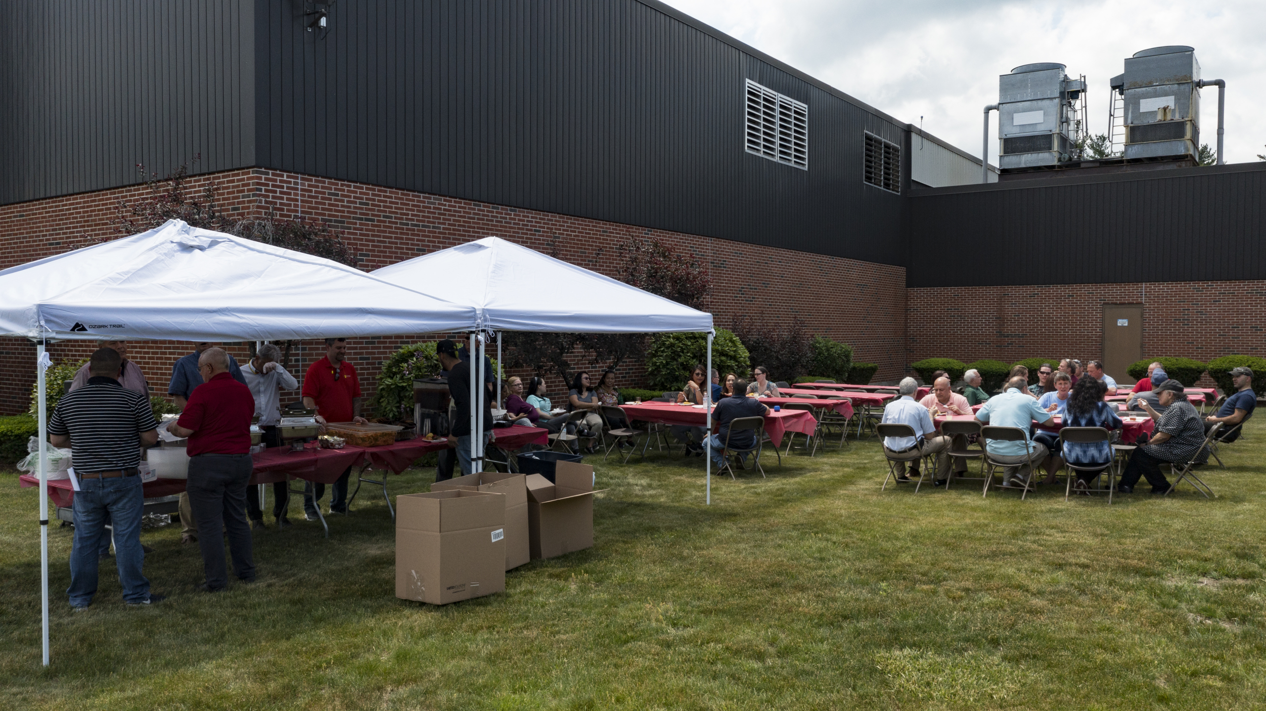 United Solutions picnic